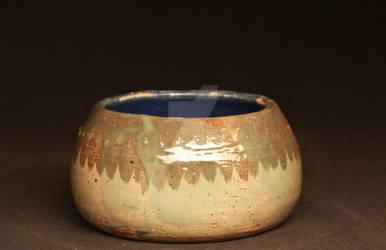 Five Bowls Series, Stoneware Clay, 2019 [1/5]