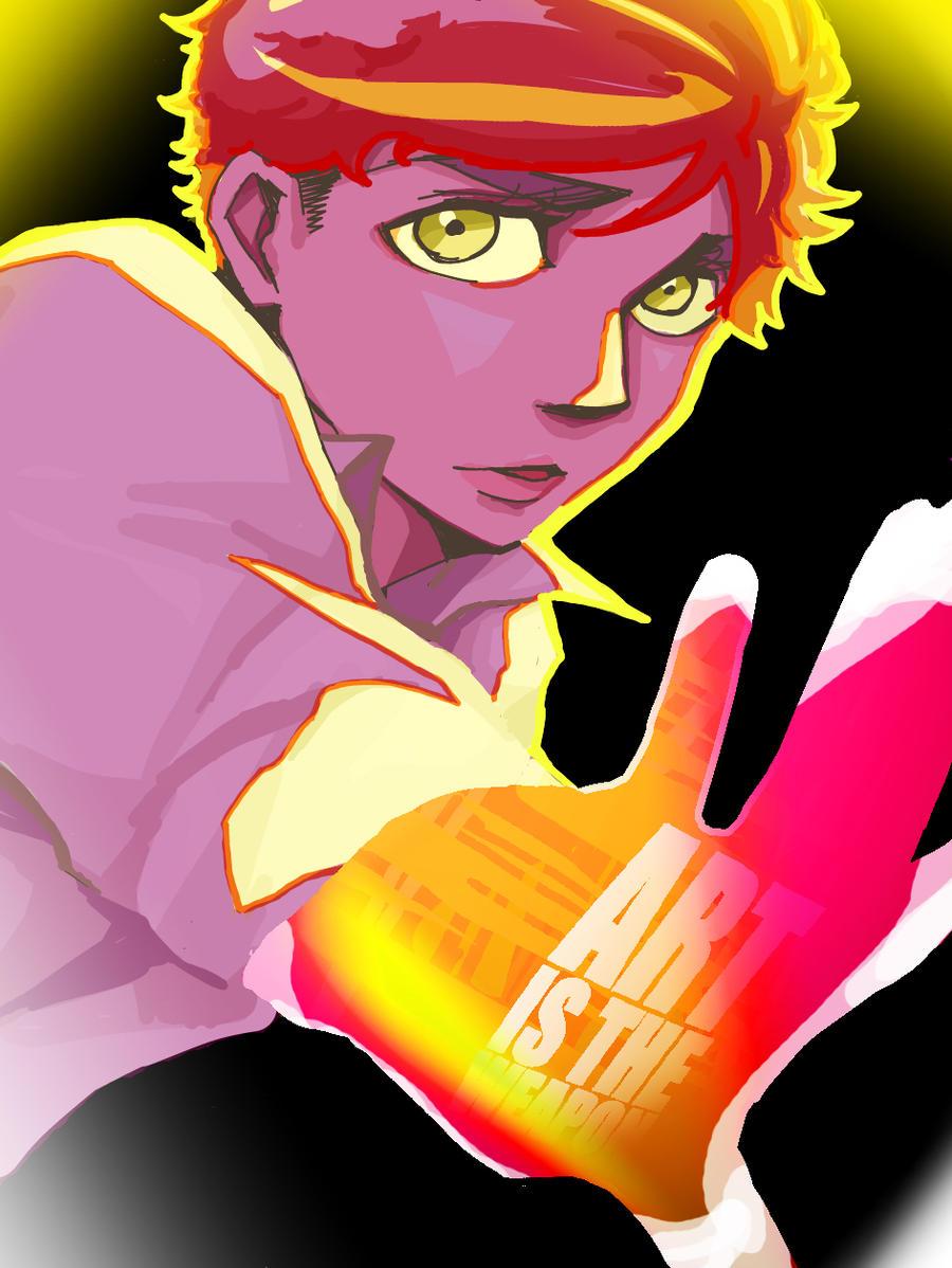 MCR-Gerard Way by nezumi-zumi