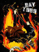 FIRE by nezumi-zumi