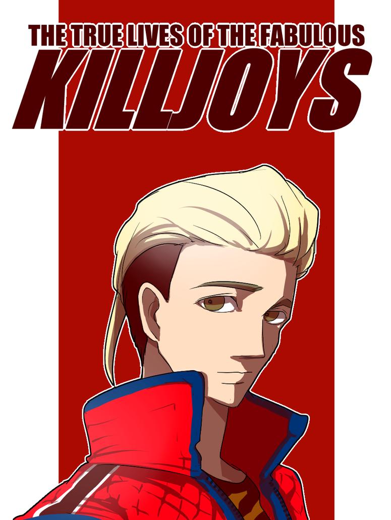 Killjoys - Kobra Kid by nezumi-zumi