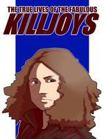 Killjoys - Jet Star by nezumi-zumi