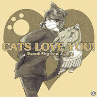 CATS LOVE YOU! by nezumi-zumi