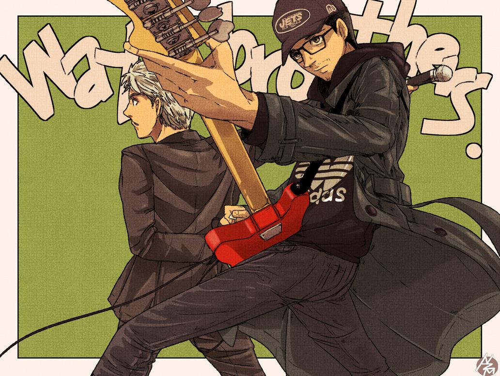 Way Brothers by nezumi-zumi