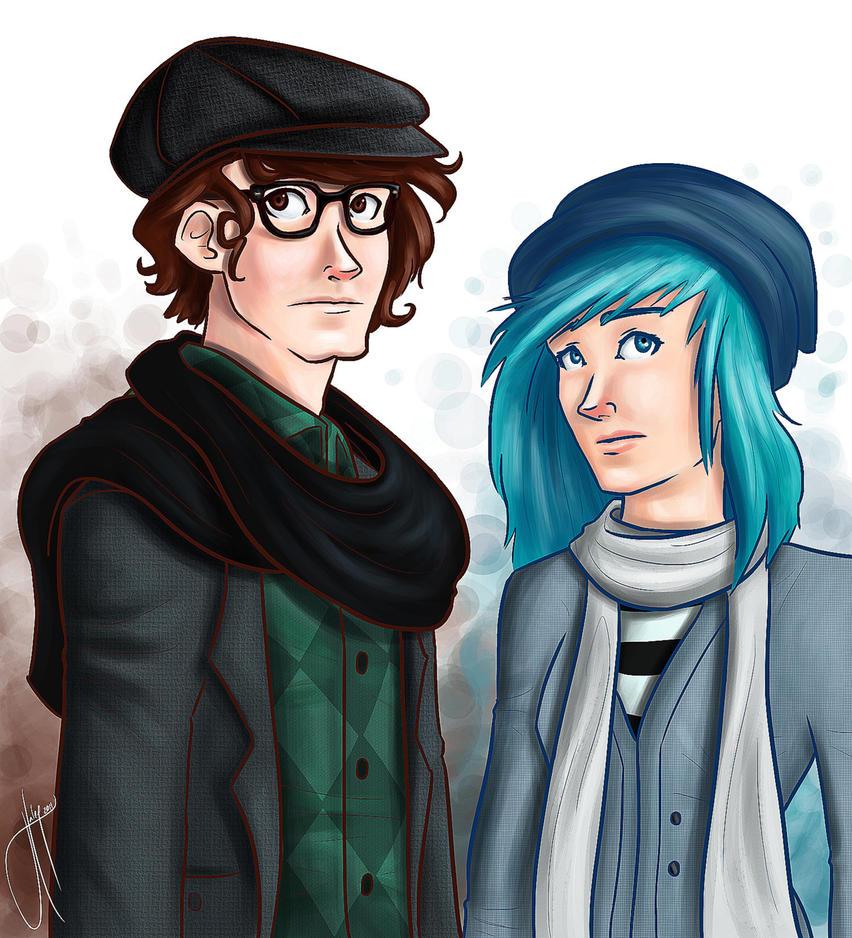 Runner and Thomas by blindbandit5