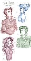 Team Avatar Part 2 (the Krew)