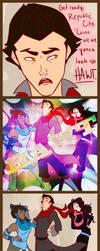 Team Avatar Style by bbandittt