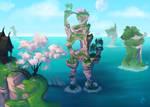 Oracle Isles