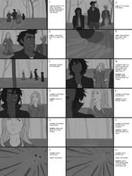 forest storyboard