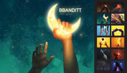 Calendar by bbandittt