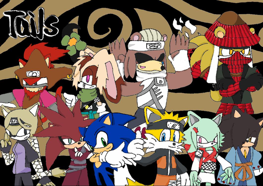 Sonic Jinchuuriki by T...