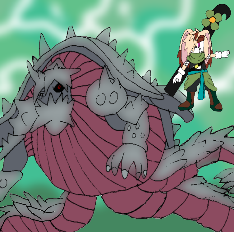 Yagura and Sanbi by Tails19950 on deviantART Yagura Three Tails