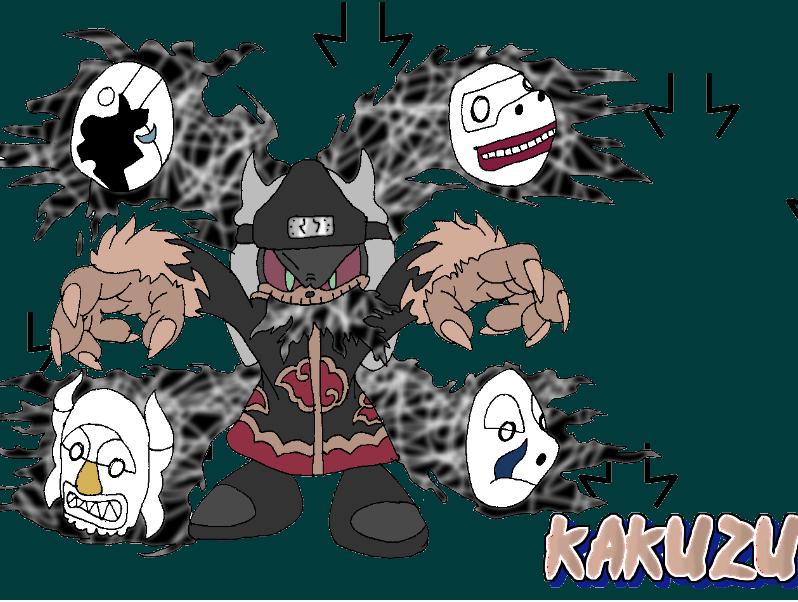 Kakuzu by Tails19950