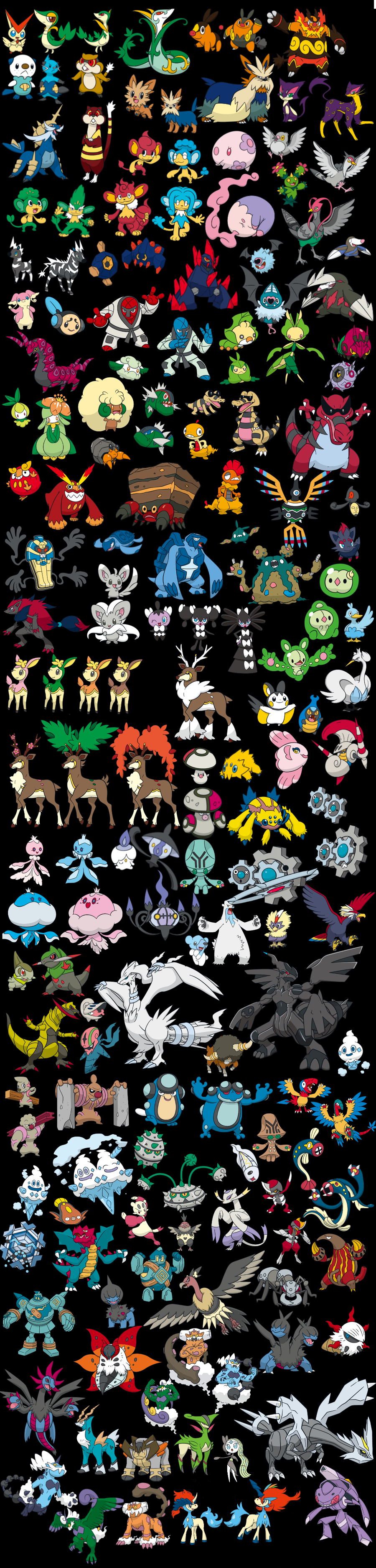 Pokemon Dreamworld Art...
