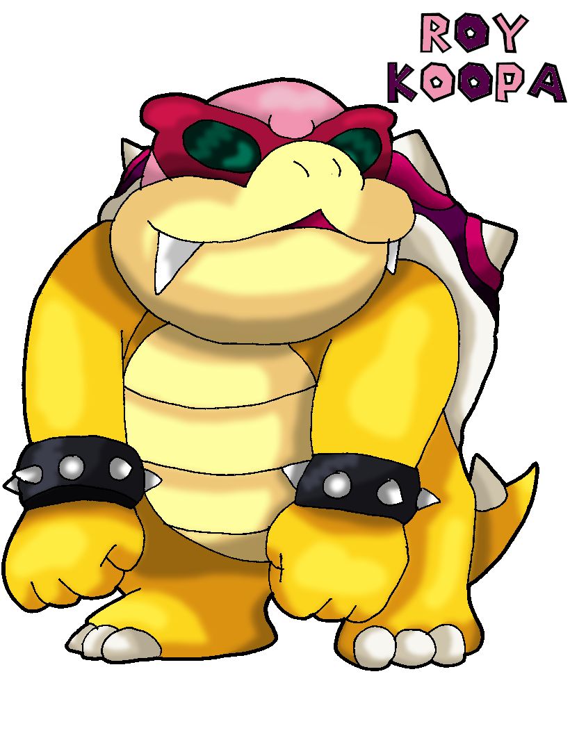 Roy Koopa by Tails19950