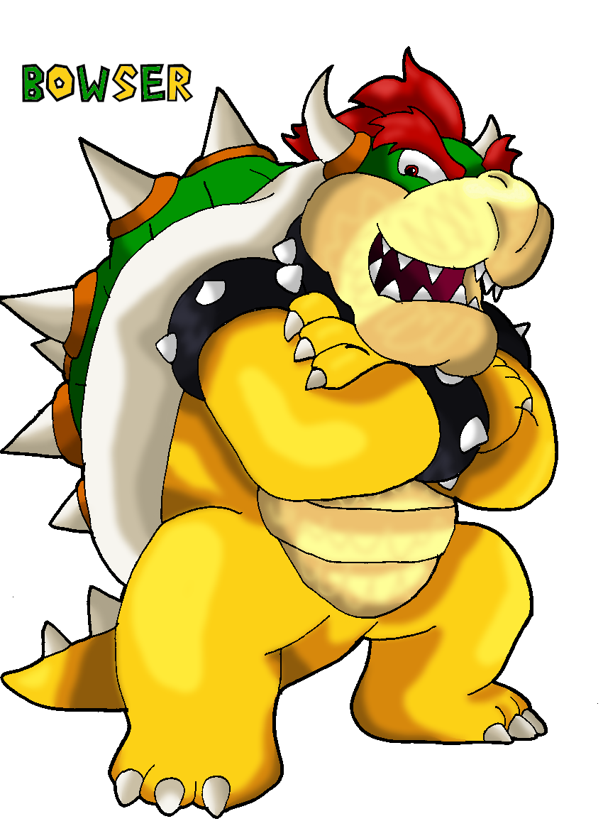 Bowser by Tails19950