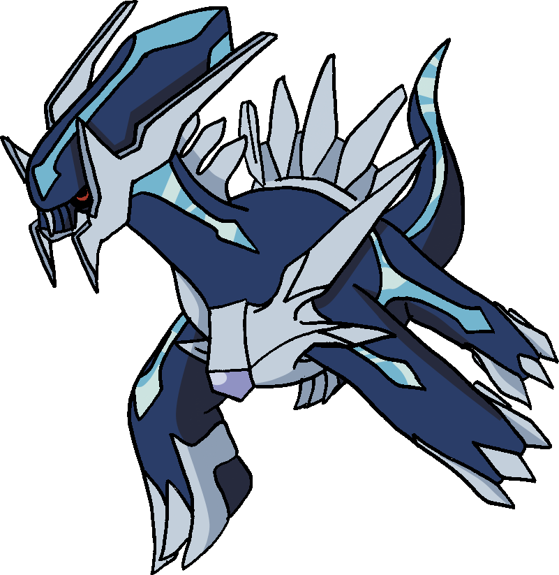 pokemon x how to get dialga and palkia