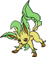470 - Leafeon by Tails19950