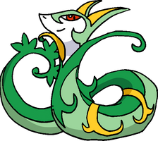 497 - Serperior by Tails19950