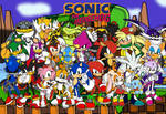 Sonic Group Picture