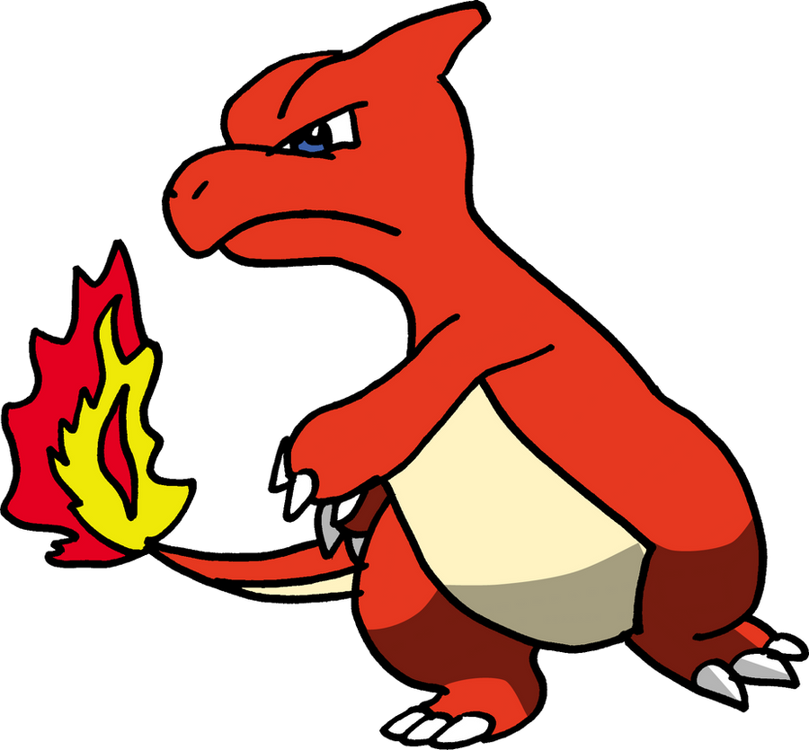 005 - Charmeleon by Tails19950 on DeviantArt