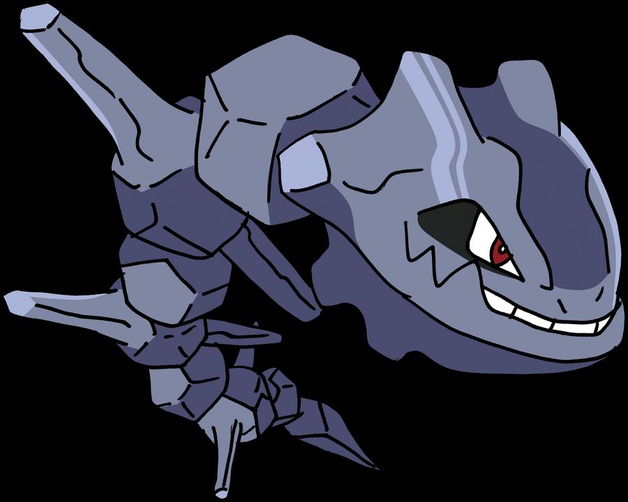 Pokemon Steelix Evolution Pokemon Omega Ruby/Alp...