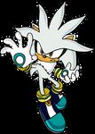 Silver The Hedgehog v.2