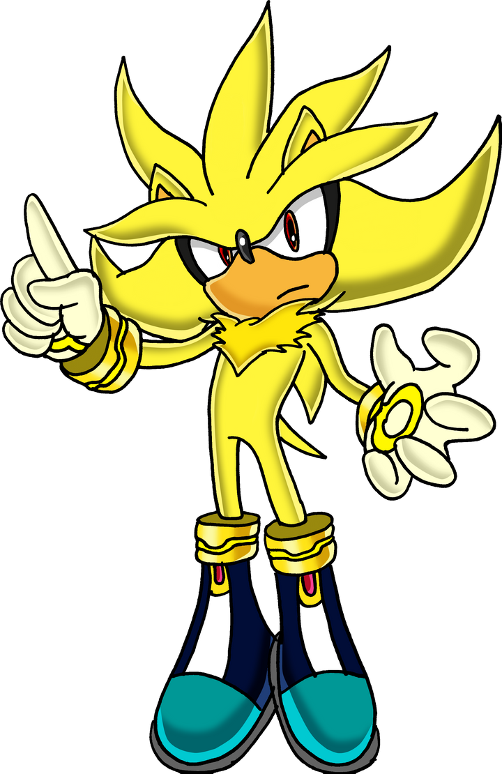 Super Silver the Hedgehog by Tails19950 on DeviantArt