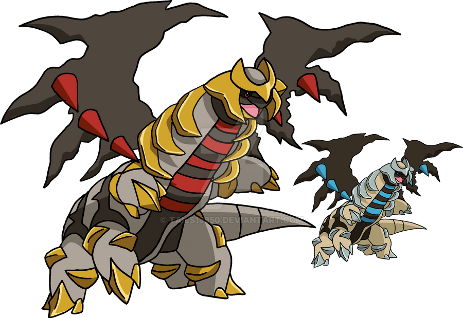 487 - Giratina (Altered Forme) - art v.2 by Tails19950 on DeviantArt Shiny Giratina Altered Form