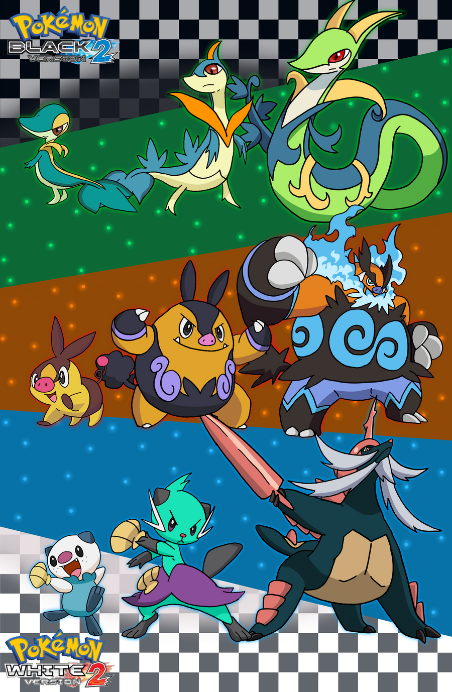 The Coolest Shiny Pokemon