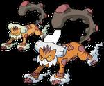 645 - Landorus (Sacred Beast Forme)