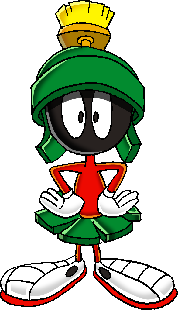 Marvin the Martian - Commision by Tails19950