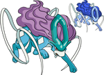 245 - Suicune - Art v.2