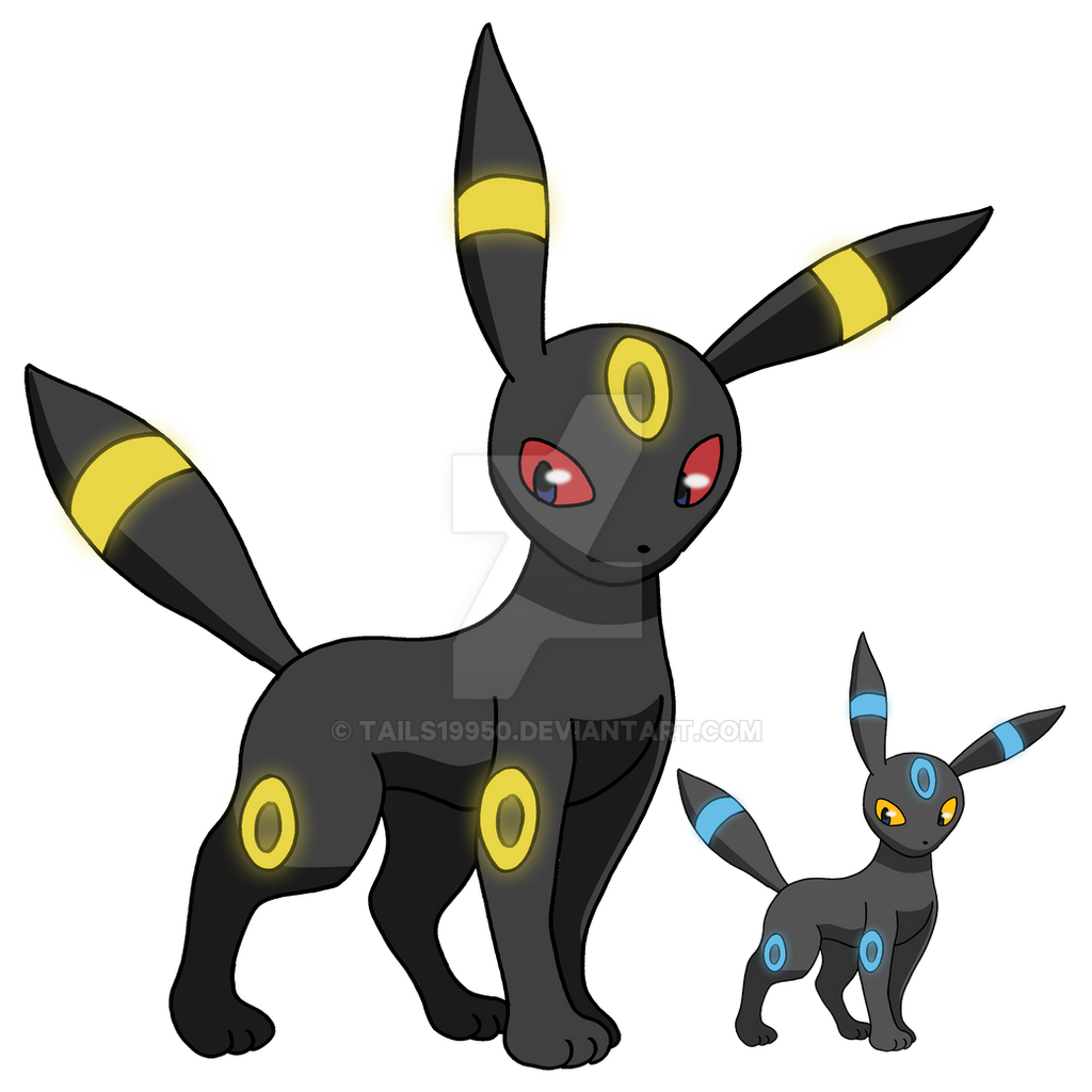 197 umbreon art v 2 by tails19950 on deviantart - Pokemon noctali ...