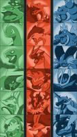 Final Starter Evolutions - Poster