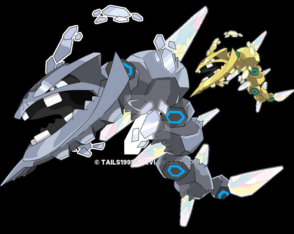 Pokemon Steelix Evolution 208 - Mega Steelix by ...
