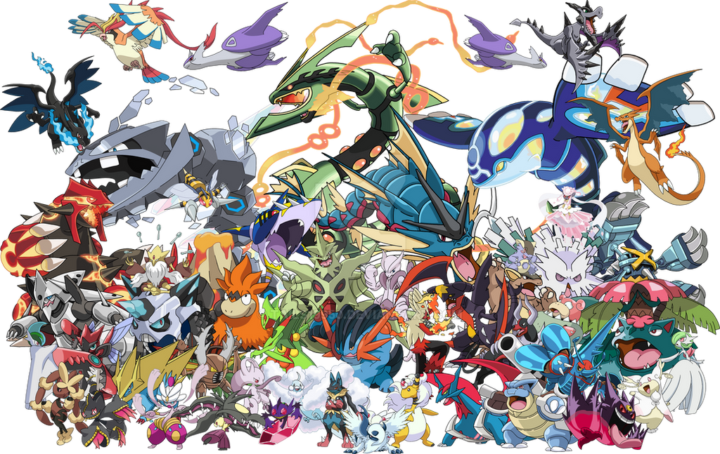 how to get mega evolution pokemon sun