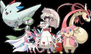 Mary Poppins - Pokemon Team
