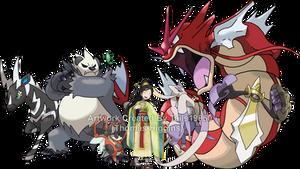Mulan - Pokemon Team