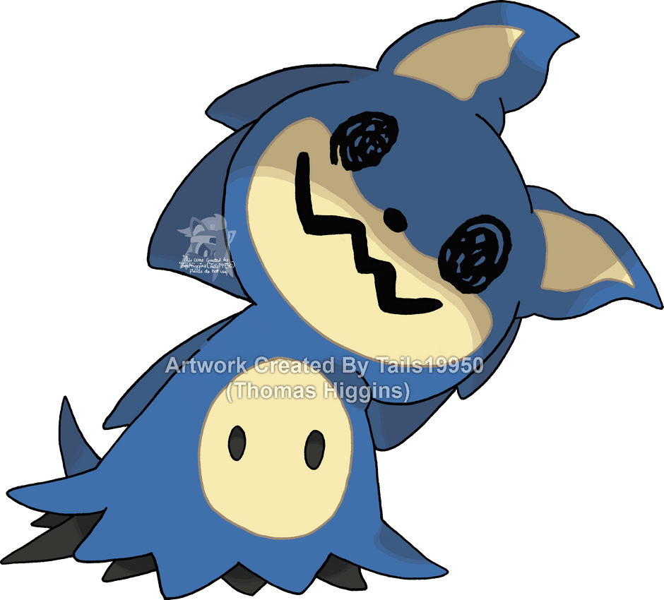 Commission - Sonic Mimikyu by Tails19950