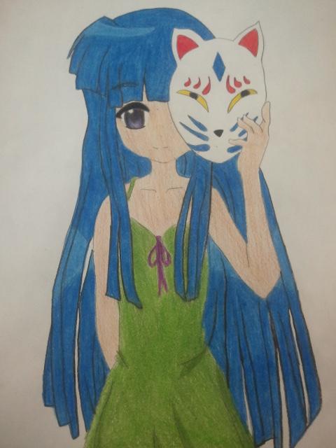 Rika Furude by chokkocakes