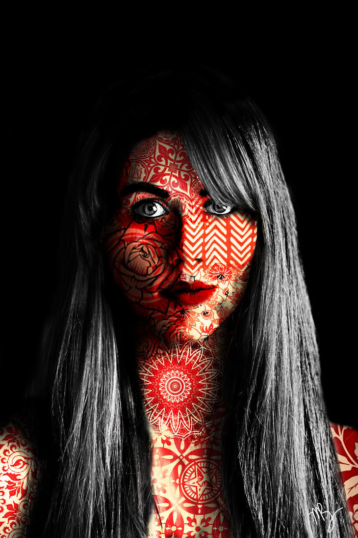 Project52: Red by MariahBlack09