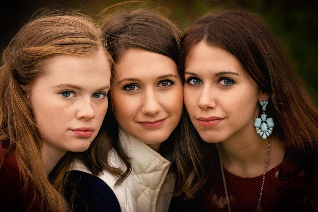 Sisters by MariahBlack09