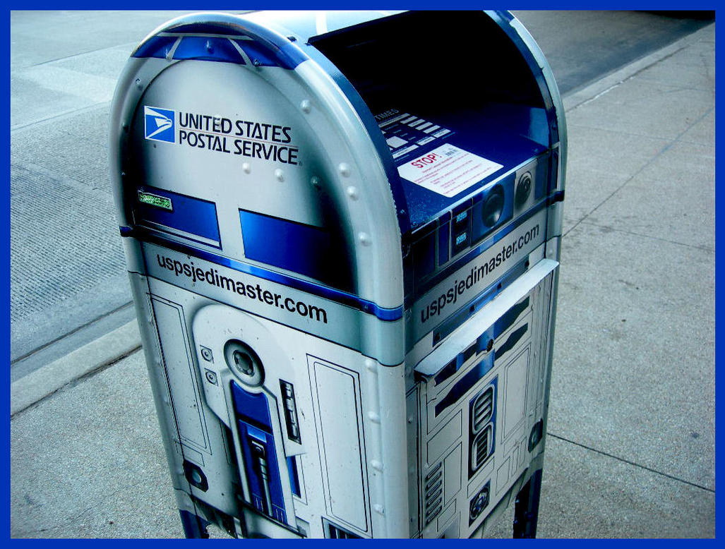 StarWars In the Mail by Oopsaloo