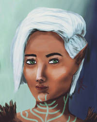 If Fenris was a Girl