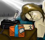 Sleep In Sensei by Shinju90