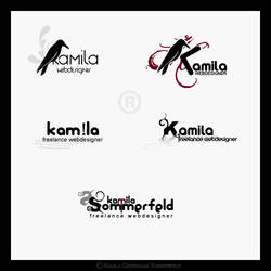 My logos and logotypes by Georgiana