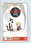 Calvin and Hobbes Secret Avengers
