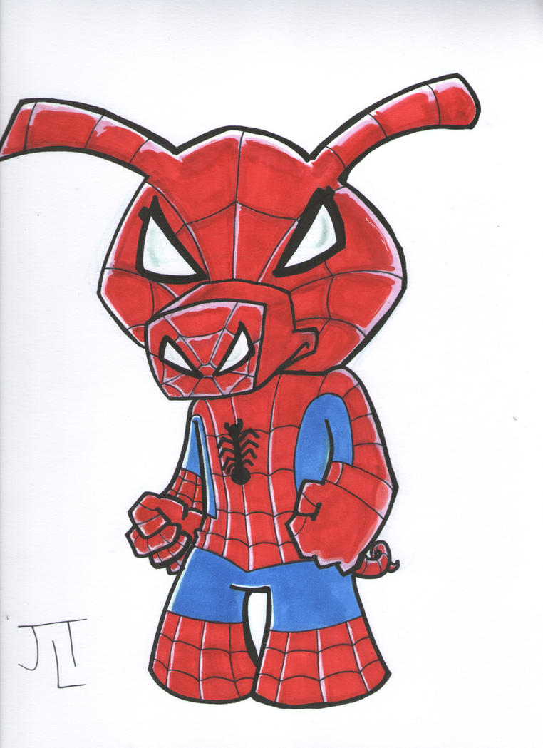 Spider-Ham to the Rescue by johnnyism