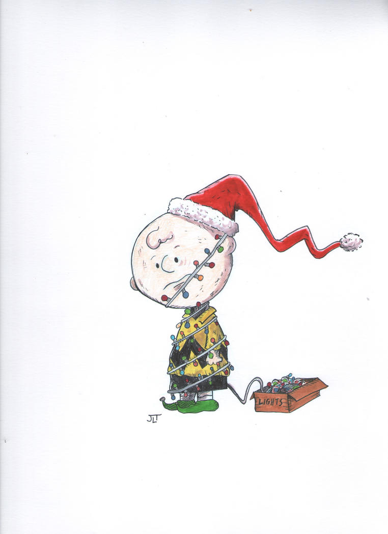 A Charlie Brown Way of Doing Christmas by johnnyism