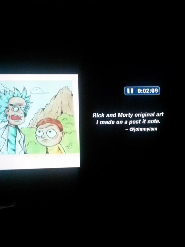 Adult Swim Featured by johnnyism